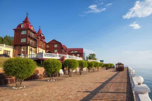 Отель Легенда Байкала