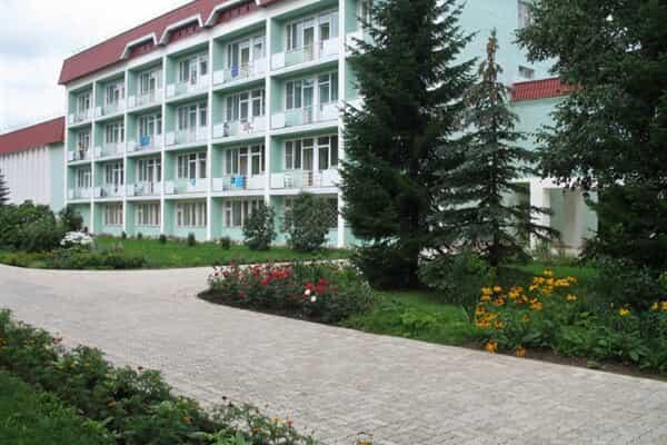 Отель Лесная Новь