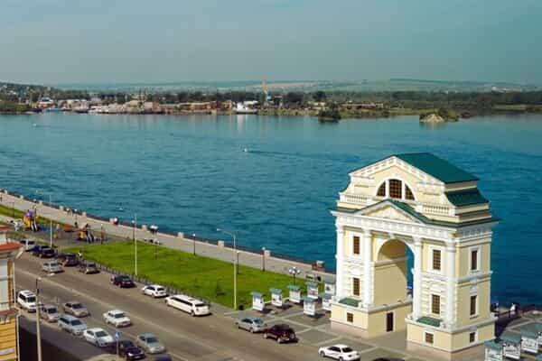 Отель Летние краски Байкала, 8 дней