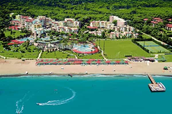 Отель Limak Arcadia Golf & Sport Resort