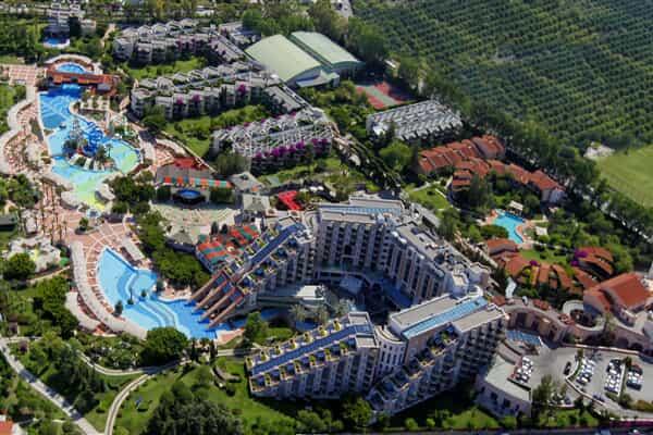 Отель Limak Limra Hotel & Resort
