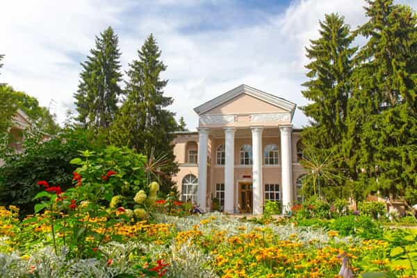 Отель Литвиново
