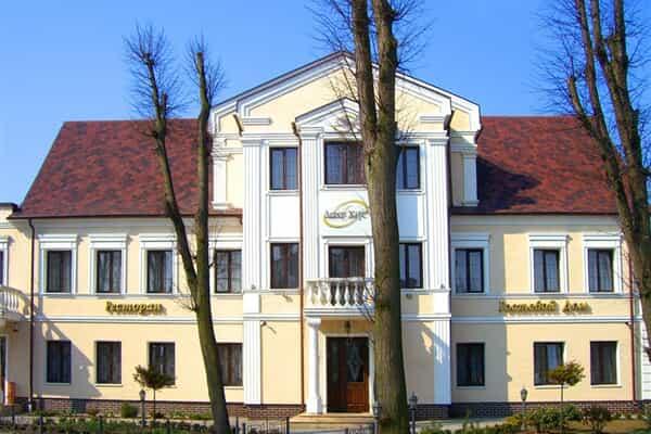 Отель Логер Хаус