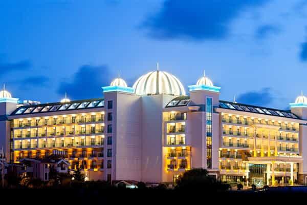 Отель Luna Blanca Resort & Spa