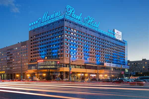 Отель Маринс Парк отель (Нижний Новгород), ГК