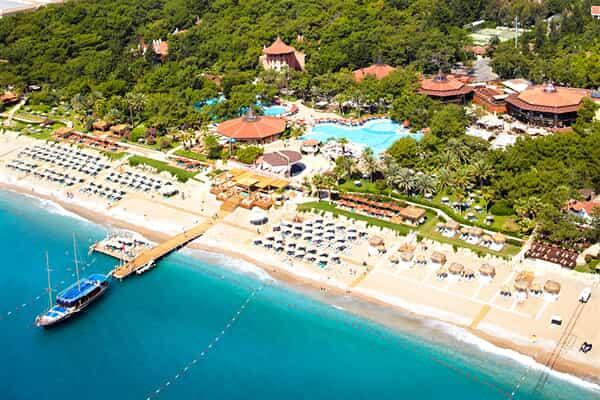 Отель Marti Myra Hotel