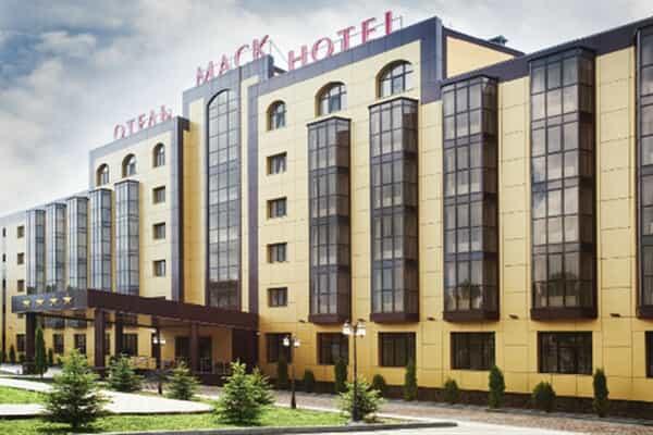 Отель МАСК (Иноземцево)
