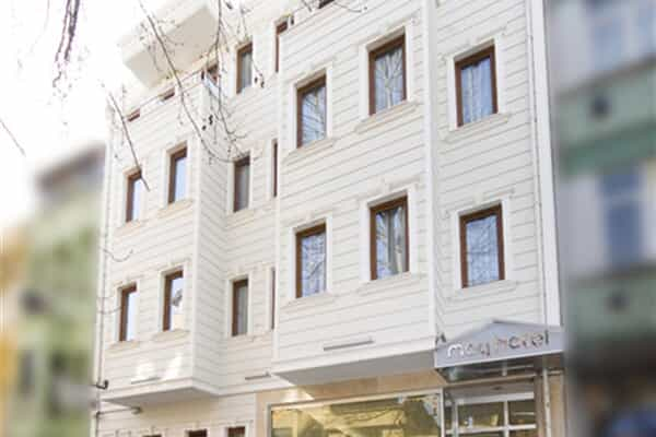 Отель May Hotel Istanbul