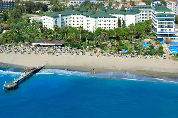 Отель MC Beach Park Resort And Spa