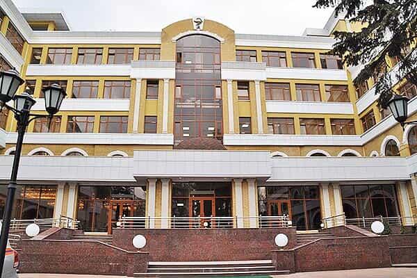 Отель МЧС (Кисловодск)-Санаторно-реабилитационный центр МЧС России