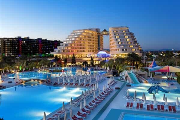 Отель Miracle Resort Hotel