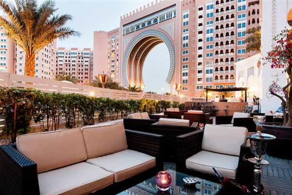 Отель Moevenpick Ibn Battuta Gate Hotel Dubai.