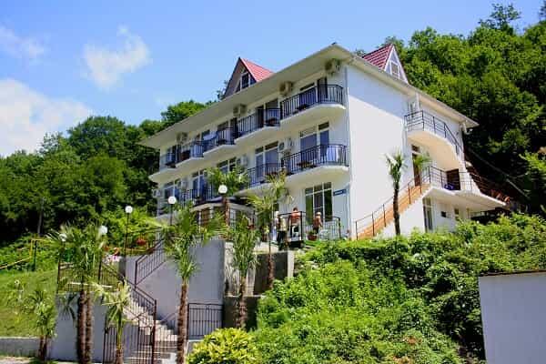 Отель Гостевой дом Море и Горы