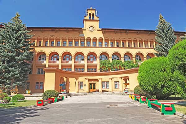 Отель Москва (Кисловодск)