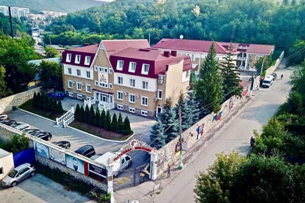 Отель Моя Глинка (Самара)