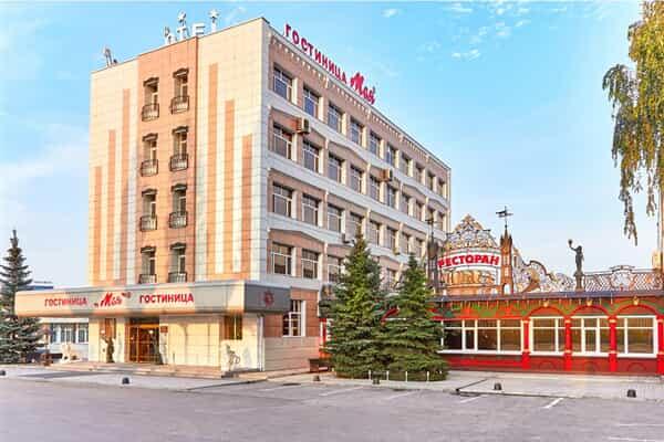 Отель Моя(Самара)