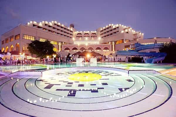 Отель Надежда, курортный комплекс