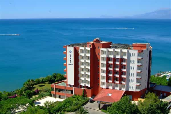Отель Nazar Beach City