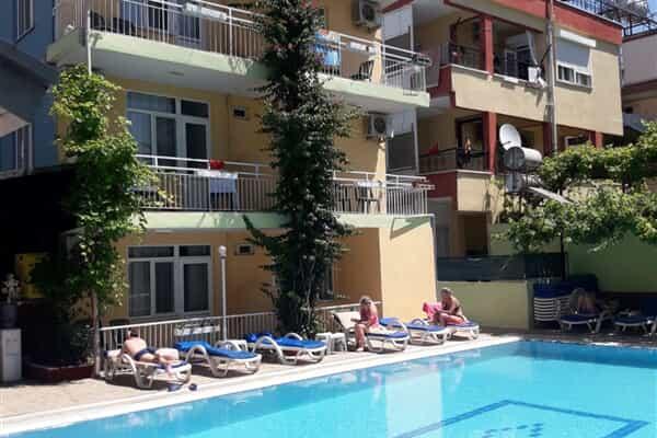 Отель Nergos Side Hotel