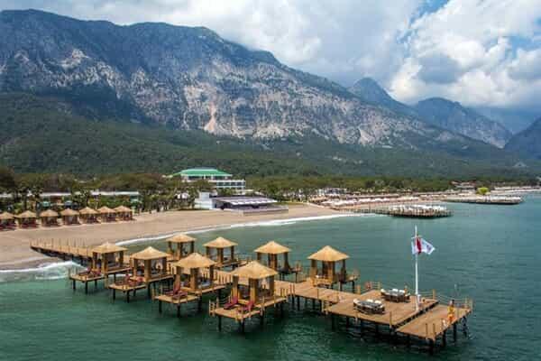 Отель Nirvana Mediterranean Excellence (ex.Nirvana Lagoon)