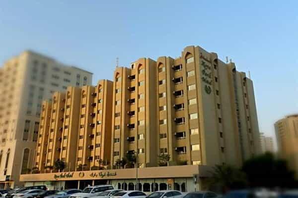 Отель Nova Park Hotel Sharjah