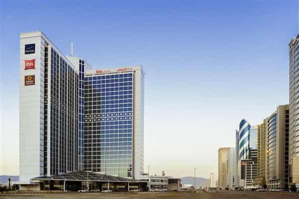 Отель Novotel Fujairah Hotel