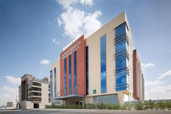 Отель Occidental IMPZ Dubai Conference & Events Centre