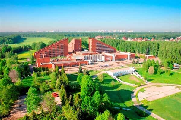 Отель Олимпиец