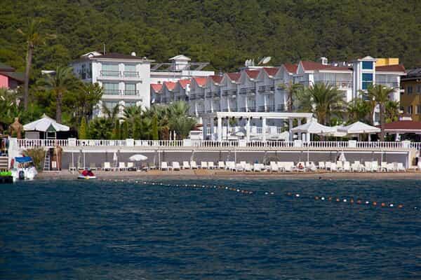 Отель Onkel Hotels Beldibi Resort