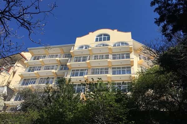 Отель Отрадное вилла