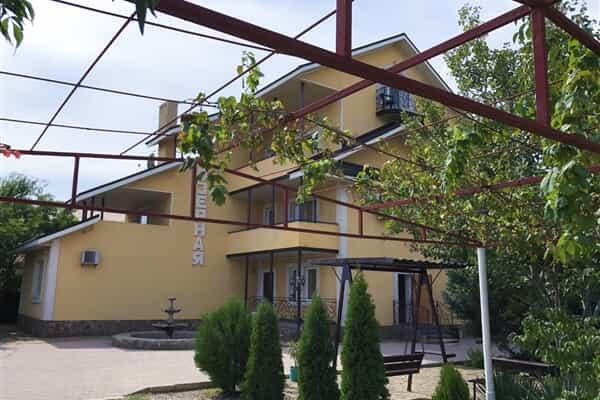 Отель Озерная