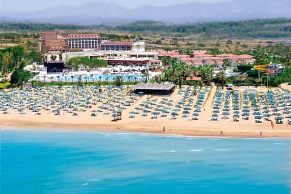Отель Paloma Oceana Resort