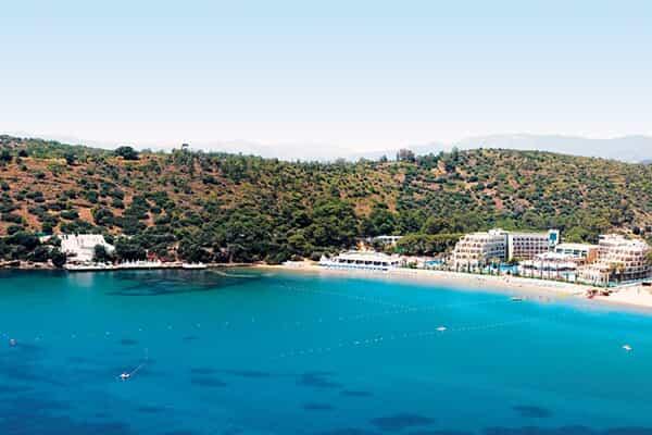 Отель Paloma Pasha Resort