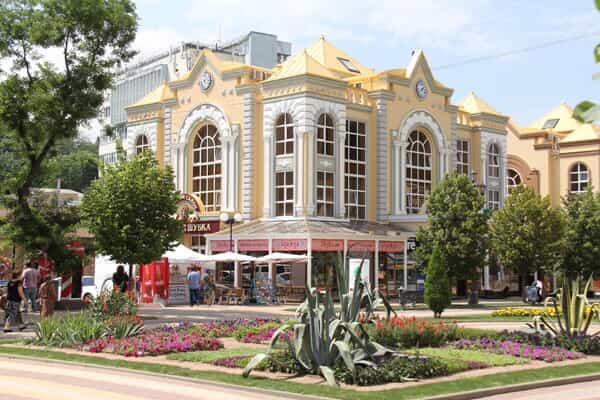 Отель Пан Интер (Кисловодск)