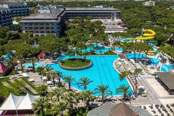 Отель Papillon Ayscha Hotel Resort & Spa