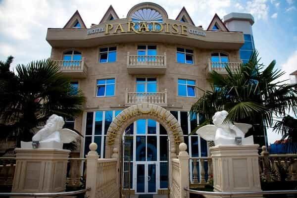 Отель Paradise(на Ленина)