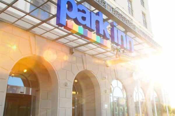 Отель Park Inn Sochi City