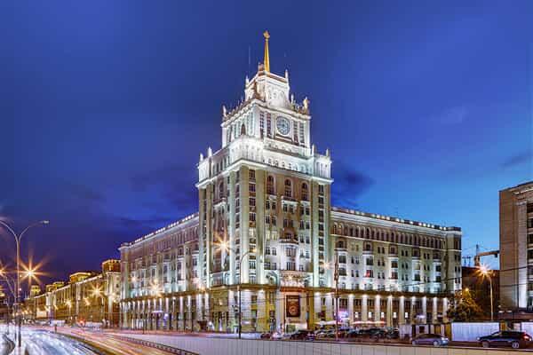 Отель Пекин (Москва)