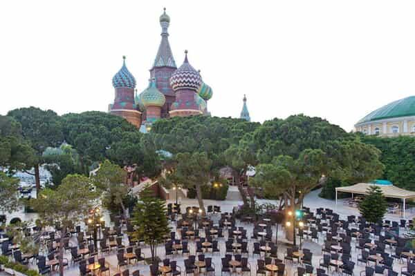 Отель Asteria Kremlin Palace