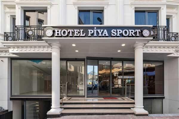 Отель Piya Sport Hotel