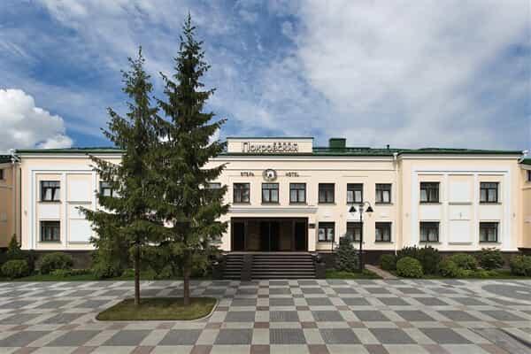 Отель Покровский (Псков)
