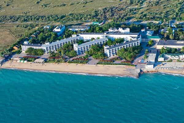 Отель Санаторий Полтава-Крым