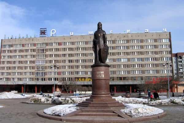 Отель Псковская комоедица, 2 дня