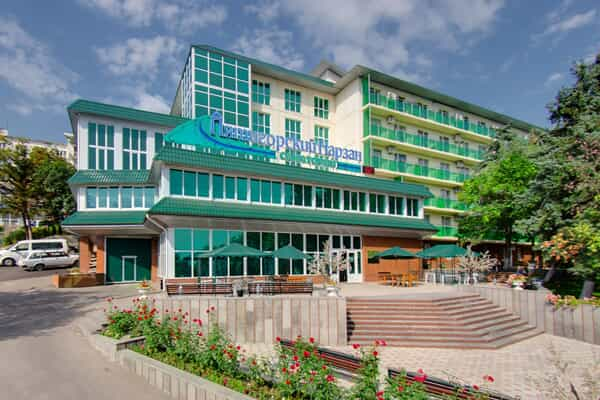 Отель Пятигорский Нарзан