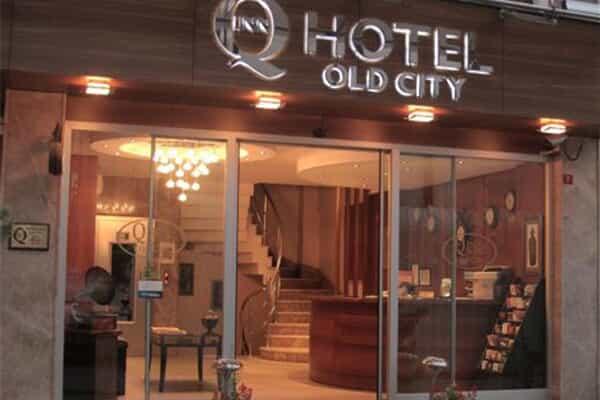 Отель Q Hotel Old City