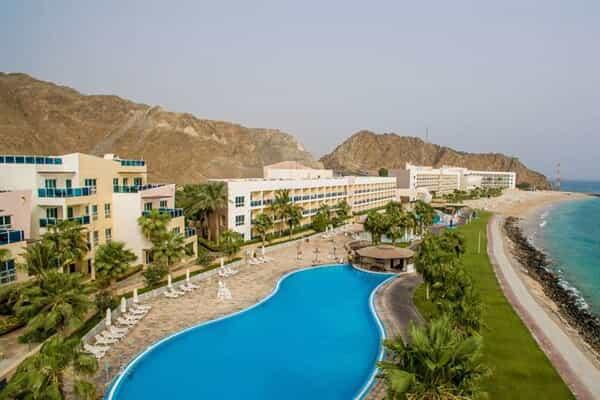 Отель Radisson Blu Resort & Spa, Fujairah.