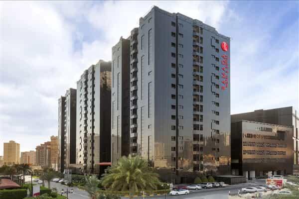 Отель Ramada Hotel & Suites by Wyndham Ajman