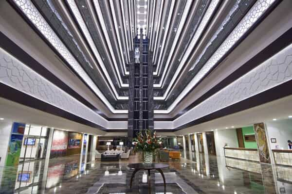 Отель Ramada Plaza by Wyndham Antalya