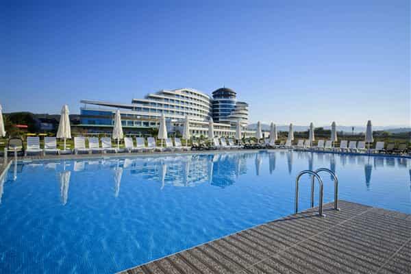 Отель Raymar Resort Hotel