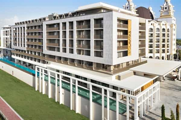 Отель Riolavitas Spa & Resort Hotel